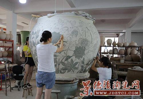 """江西省""""振兴杯""""陶瓷行业 技能竞赛在景德镇开赛"""