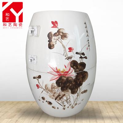 陶瓷养生缸负离子养生翁圣菲活瓷能量缸美容排毒熏蒸产后修复发汗