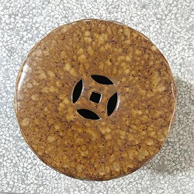 工艺陶瓷鼓凳