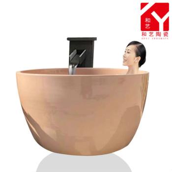 景德镇陈设瓷缸