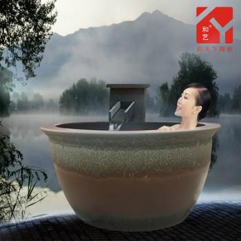 日本可折叠的浴缸