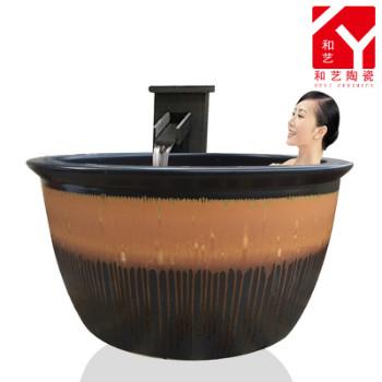 陶瓷泡澡缸