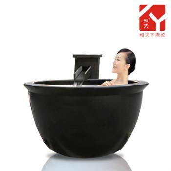 1.2米陶瓷泡澡缸1.2米大缸