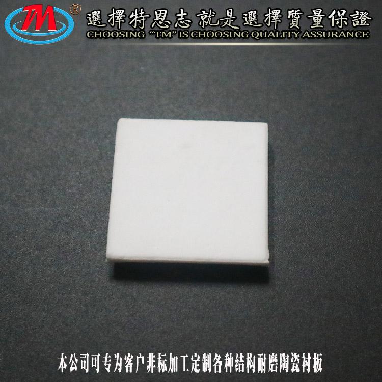 特恩志 干压成型 耐高温 抗氧化 耐磨陶瓷衬板