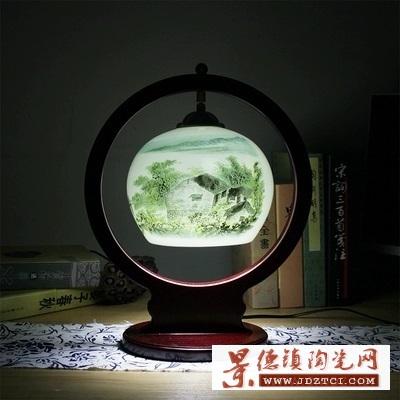客厅装饰台灯定制仿古实木卧室书房中式灯饰