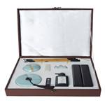 景德镇毛笔套装专业全套笔墨纸砚成人入门毛笔书法用品礼盒