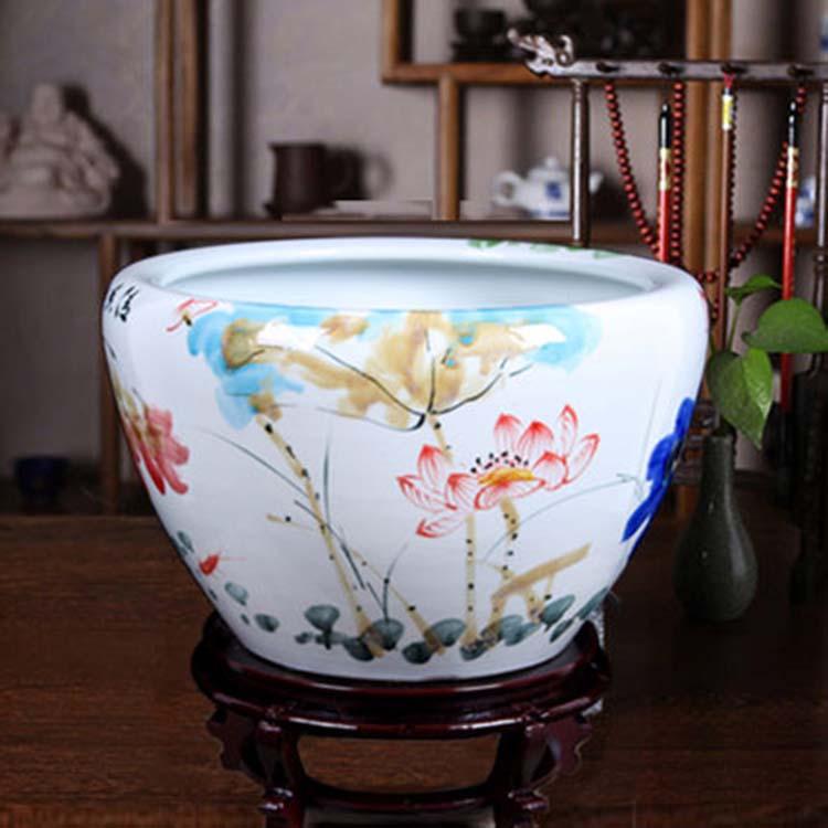 陶瓷水缸鱼缸