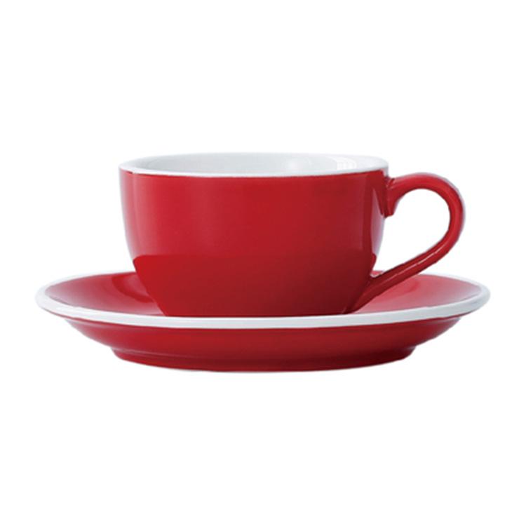 北欧风ins复古陶瓷办公室咖啡杯家用大肚杯燕麦杯早餐杯马克杯子