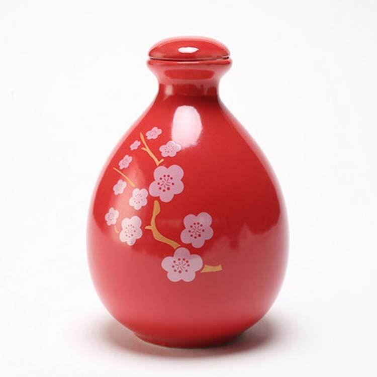 日式陶瓷小酒壶