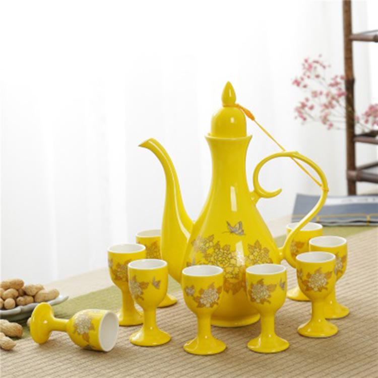 中式婚礼酒具敬酒杯