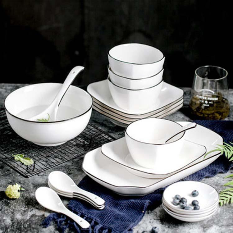 家用陶瓷餐具盘子碗