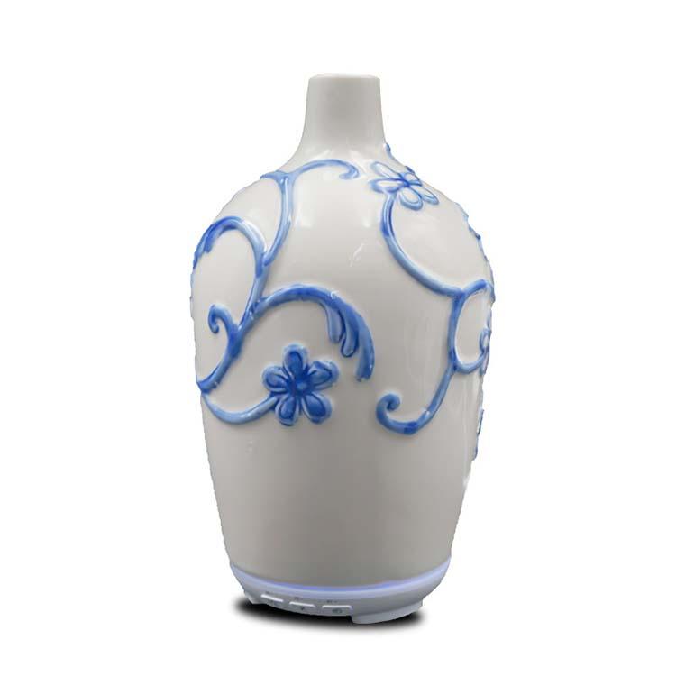 加湿器家用加湿器陶瓷精油熏香灯静音舒缓小型熏香炉