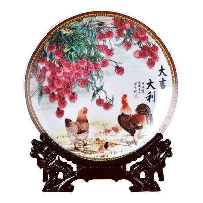 陶瓷挂盘纪念盘