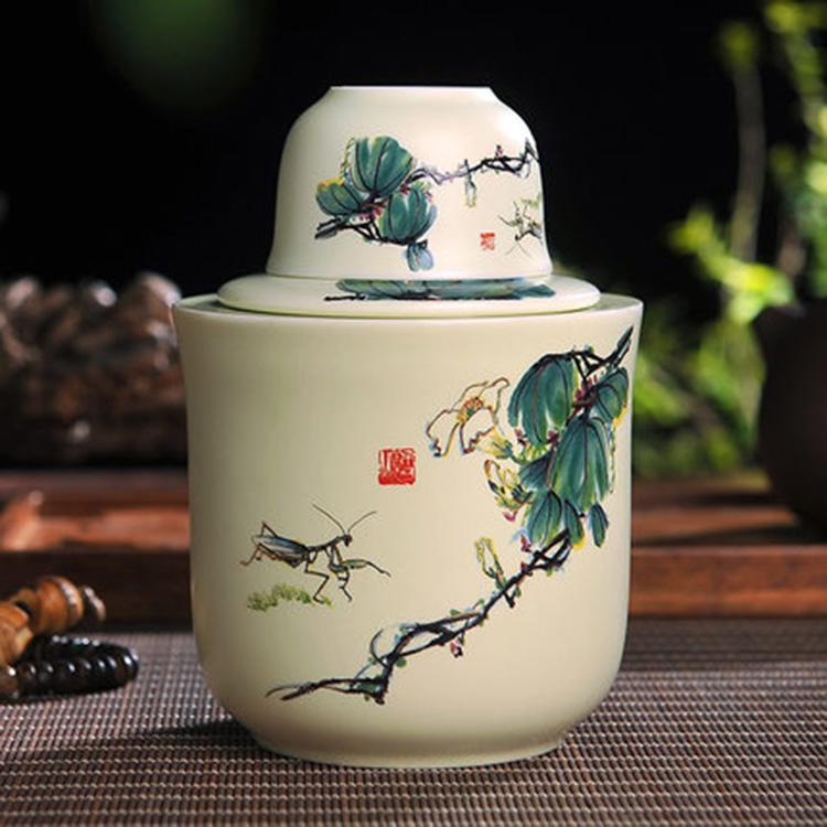 景德镇陶瓷热酒壶温酒器