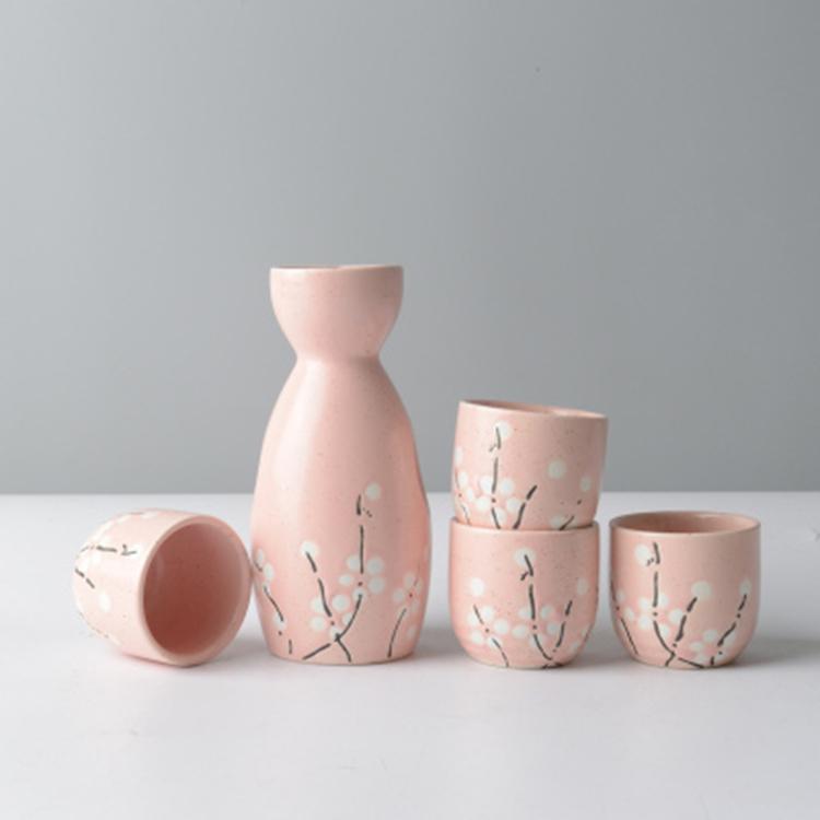 日式陶瓷酒具分酒器