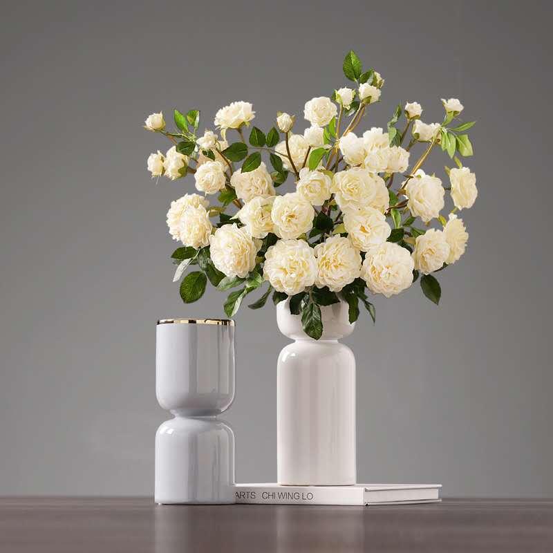 2020新品北欧陶瓷创意花瓶
