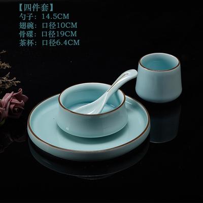 景德镇厂家陶瓷餐具青瓷餐具
