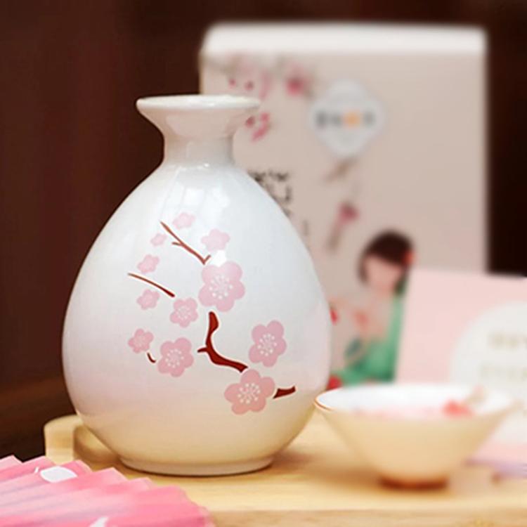 景德镇陶瓷酒瓶空瓶