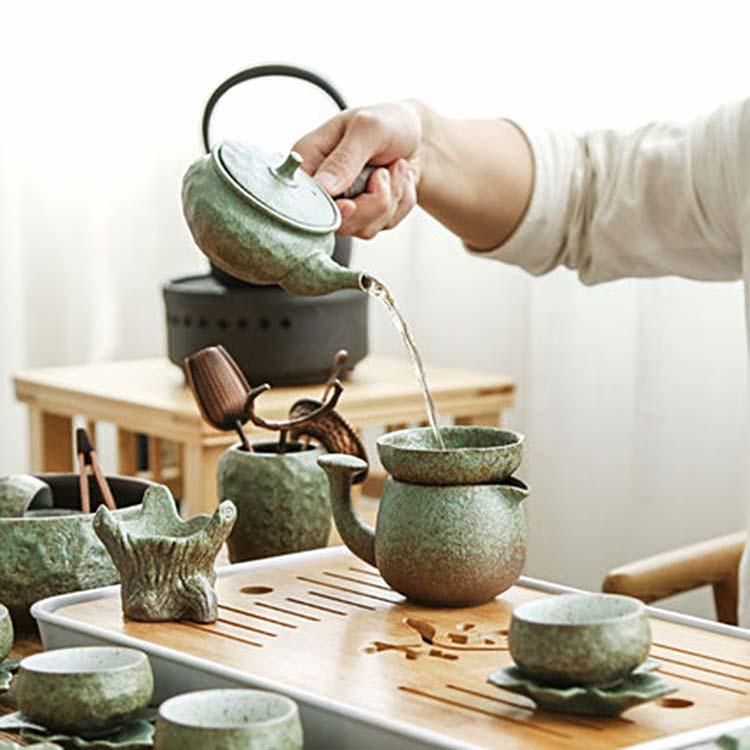 简约创意功夫茶具