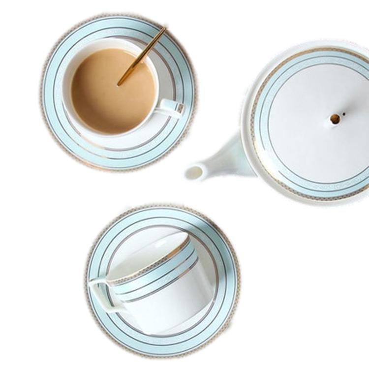 北欧咖啡杯碟套装