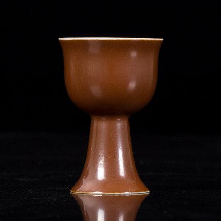 景德镇中式陶瓷酒杯
