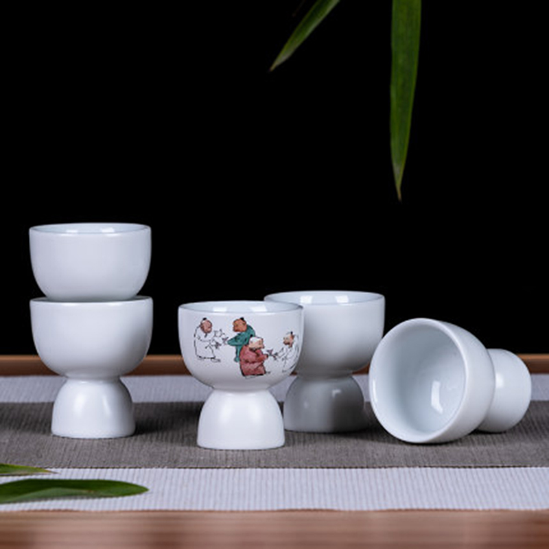 景德镇陶瓷酒具