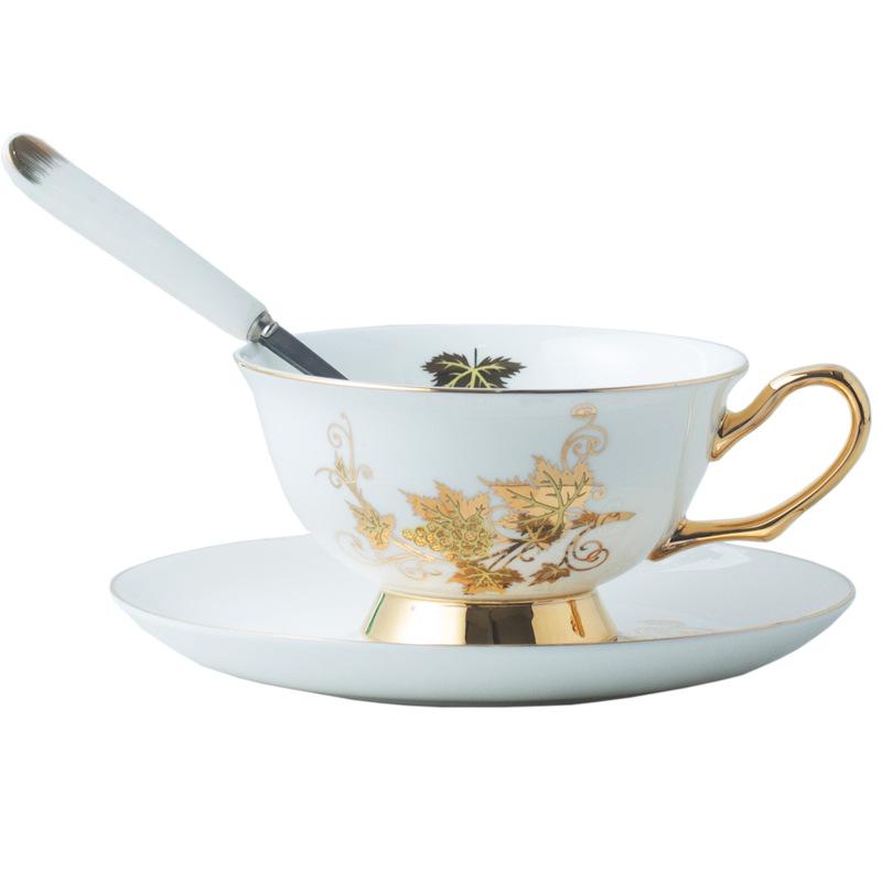 创意骨瓷咖啡杯