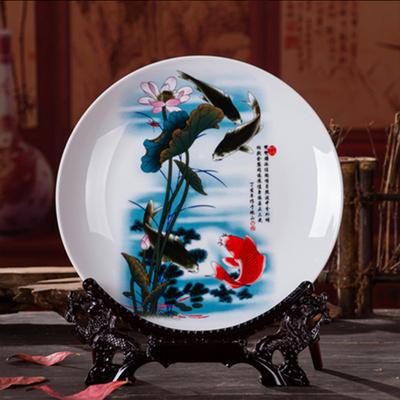 厂家生产陶瓷赏盘