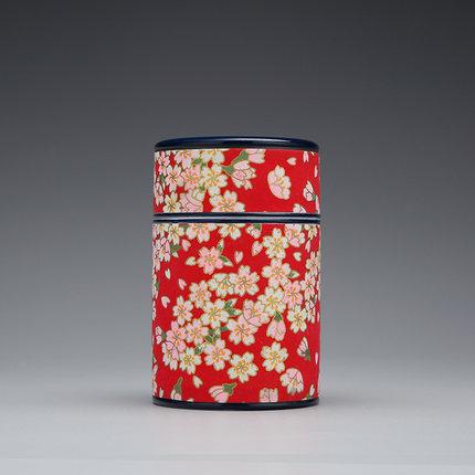 复古茶叶罐