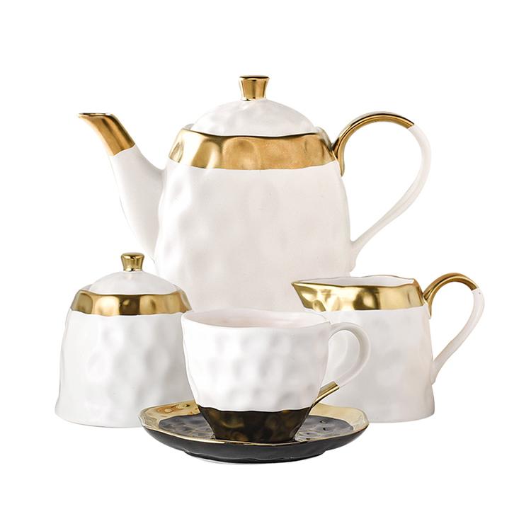 北欧创意陶瓷咖啡杯套装