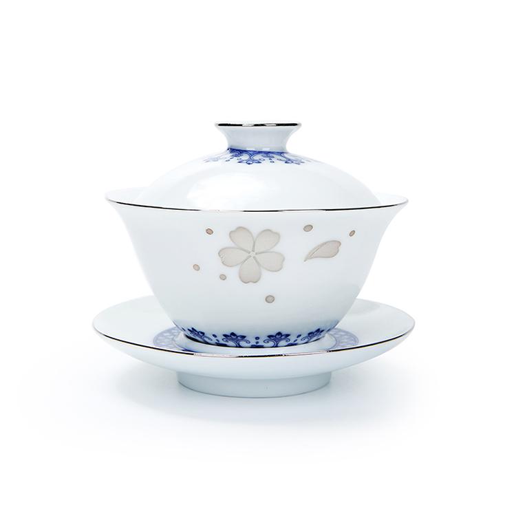 家用简约单个泡茶杯