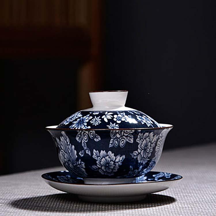 青花瓷茶具套装