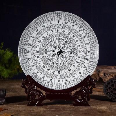 艺术装饰瓷盘