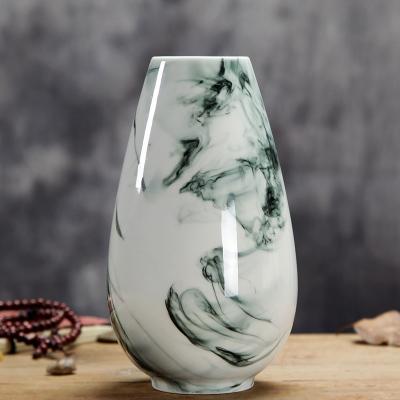 中国风小清新陶瓷花瓶摆件