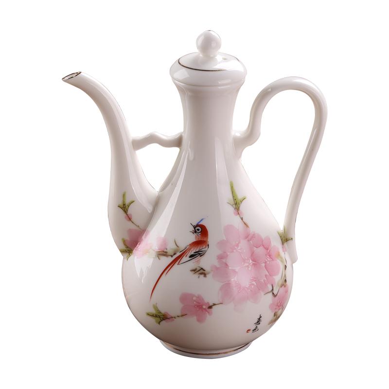 中式仿古家用酒壶