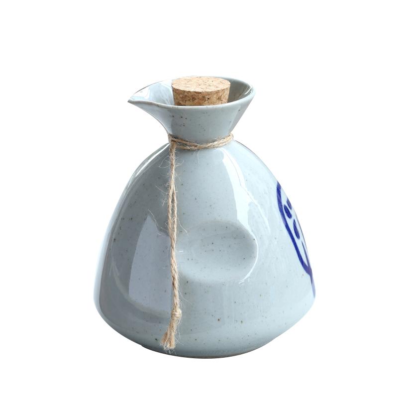 陶瓷日式分酒器单壶
