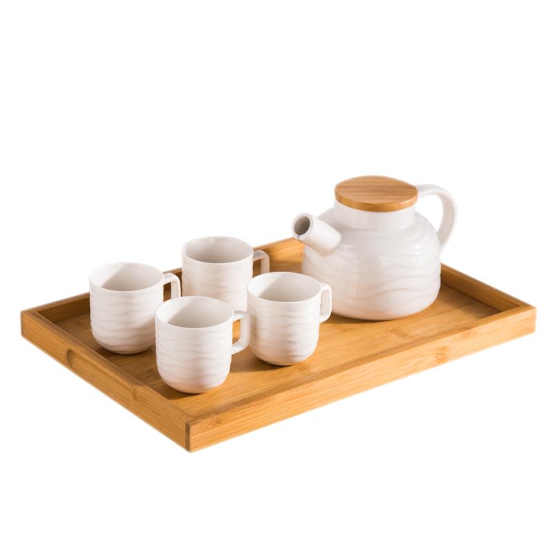 日式陶瓷创意茶具套装