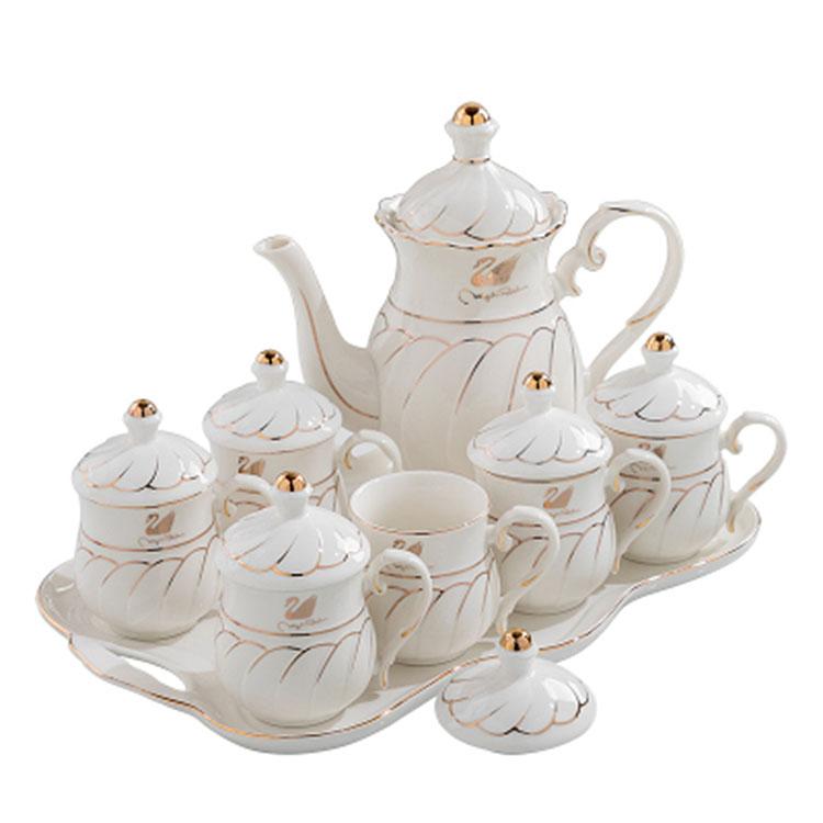 现代欧式陶瓷咖啡具