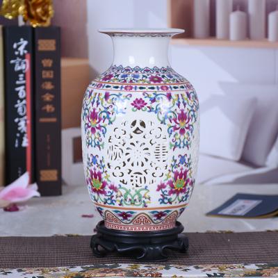 景德镇陶瓷博古架摆件