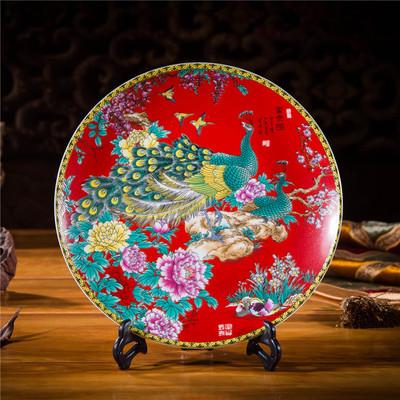 陶瓷纪念盘挂盘
