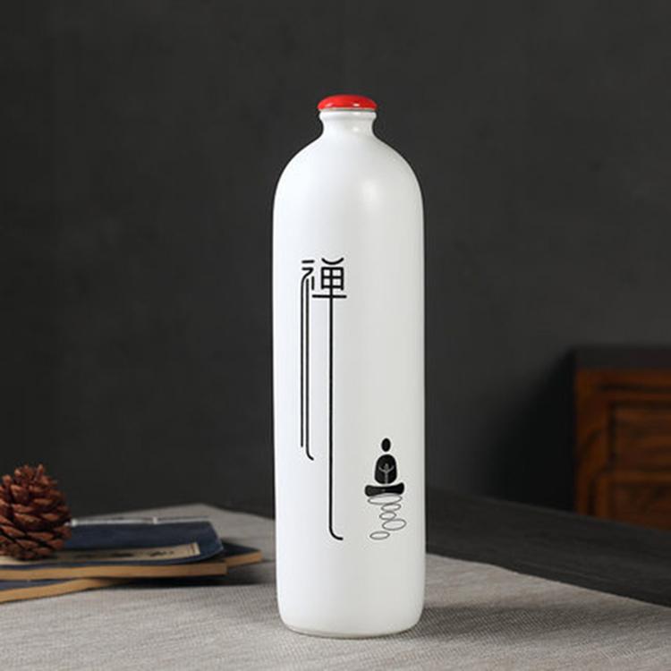 陶瓷装饰创意空瓶