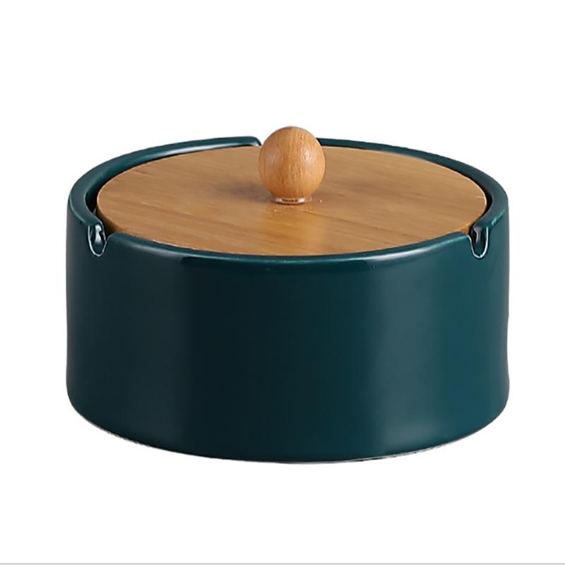欧式风格陶瓷烟灰缸