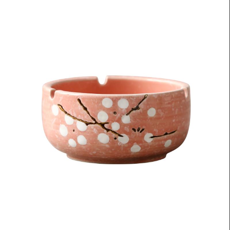 烟灰缸陶瓷创意