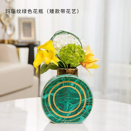 景德镇陶瓷欧式花瓶