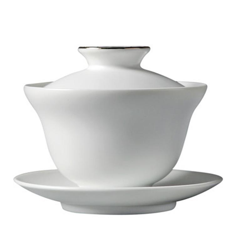 景德镇白瓷茶具