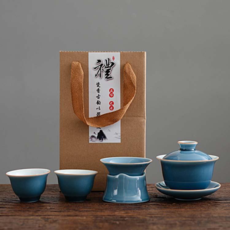 复古创意茶具茶杯