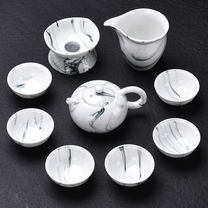 家用陶瓷茶具套装