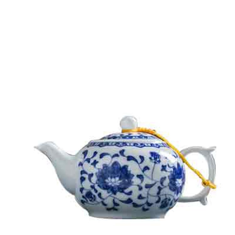 创意陶瓷茶盘茶壶