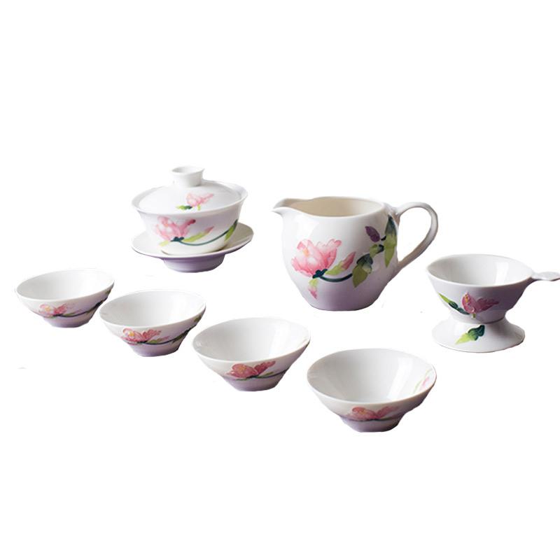 陶瓷旅行茶具套装