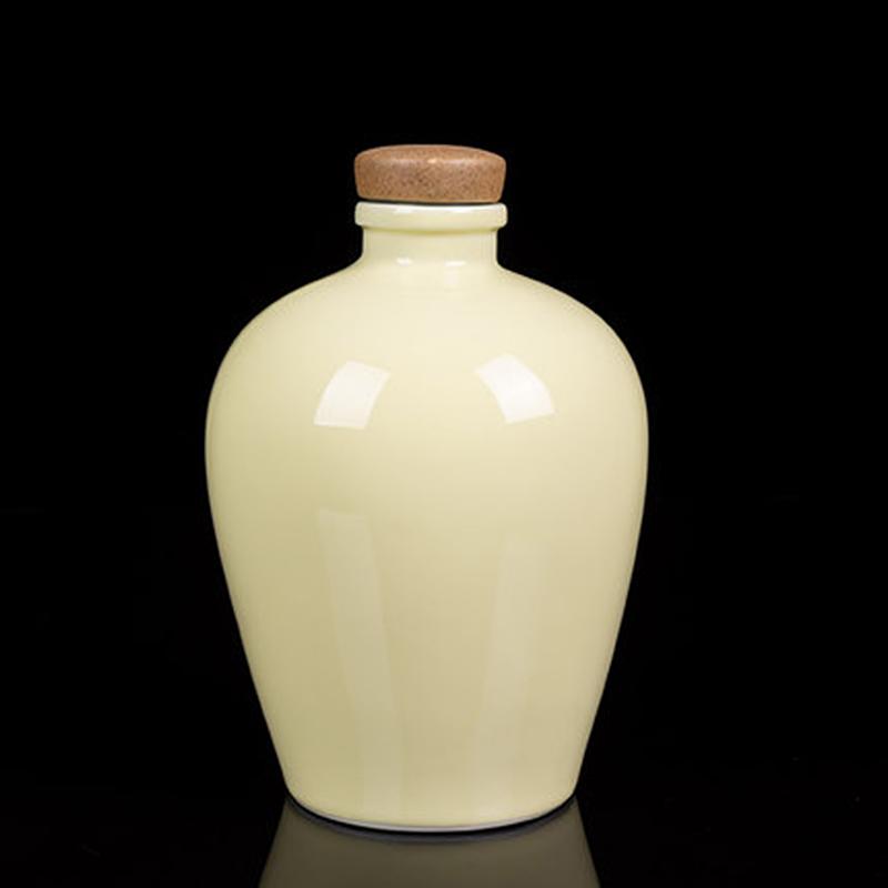 景德镇陶瓷酒坛酒瓶子
